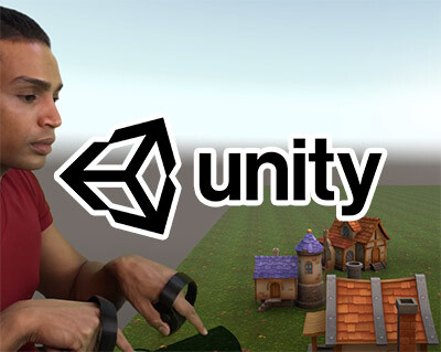 unity vr carte blanche virtual reality project